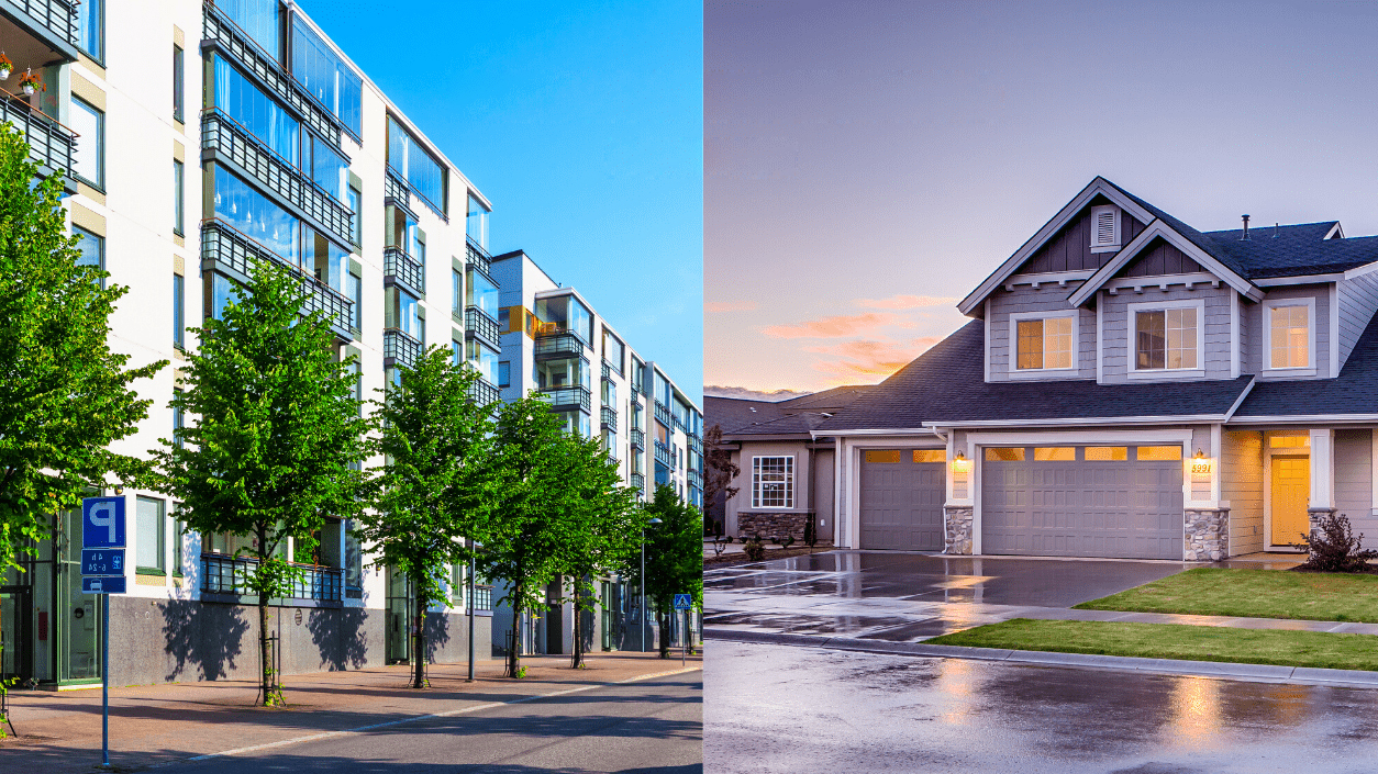 Know the Difference between Residential and Commercial Real Estate